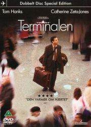 terminalen / the terminal - special edition - DVD