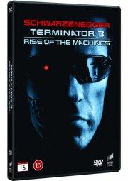 terminator 3 - rise of the machines - DVD