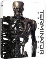 terminator 6: dark fate - steelbook - 4k Ultra HD Blu-Ray