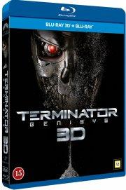 terminator: genisys - 3D Blu-Ray