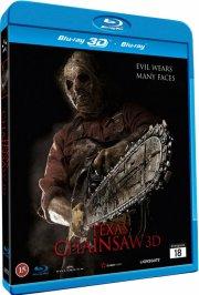 texas chainsaw - 3D Blu-Ray