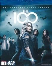 the 100 - sæson 1 - Blu-Ray