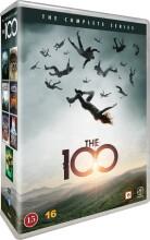 the 100 - sæson 1-7 - den komplette serie - DVD