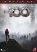 the 100 - sæson 3 - DVD