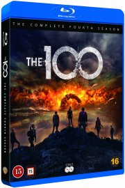 the 100 - sæson 4 - Blu-Ray