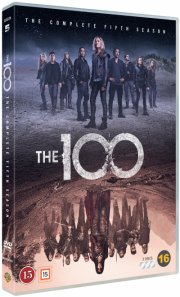 the 100 - sæson 5 - DVD