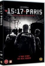 the 15:17 to paris - DVD