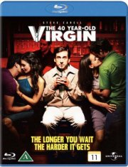the 40 year old virgin - Blu-Ray