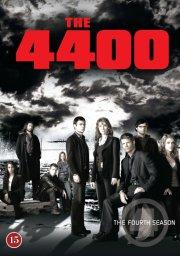 the 4400 - sæson 4 - DVD