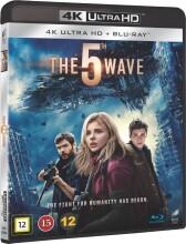 the 5th wave - 4k Ultra HD Blu-Ray
