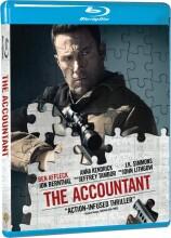 the accountant - 2016 - Blu-Ray