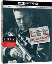 the accountant - 2016 - 4k Ultra HD Blu-Ray