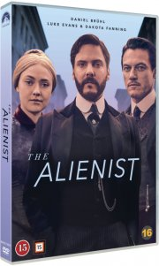 the alienist - DVD
