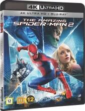 the amazing spider-man 2 - 4k Ultra HD Blu-Ray