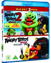 angry birds - the movie 1-2 - Blu-Ray