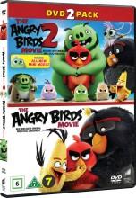 angry birds - the movie 1-2 - DVD