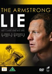 the armstrong lie - DVD