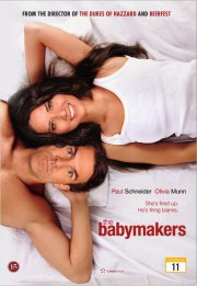 the babymakers - DVD