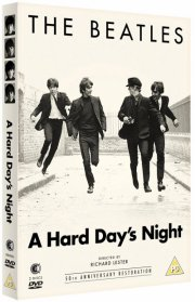 the beatles: a hard days night - DVD