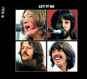 the beatles - let it be - remastered - cd
