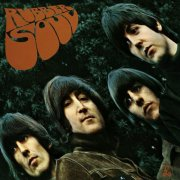 the beatles - rubber soul - remastered - cd
