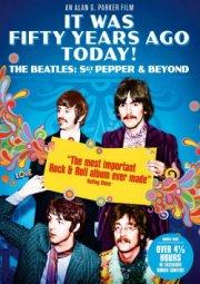 the beatles: sgt pepper 50 år - DVD