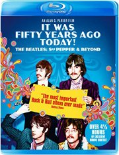 the beatles: sgt pepper 50 år - Blu-Ray