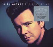 rick astley - the best of me - cd