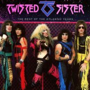 twisted sister - the best of the atlantic years - cd