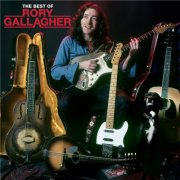rory gallagher - the best of rory gallagher - cd