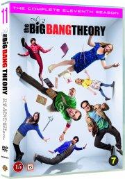 the big bang theory - sæson 11 - DVD