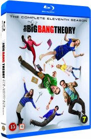 the big bang theory - sæson 11 - Blu-Ray