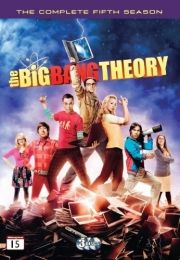 the big bang theory - sæson 5 - DVD