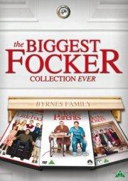 meet the parents 1 // 2: meet the fockers // 3: little fockers - DVD