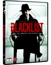 the blacklist - sæson 1 - DVD