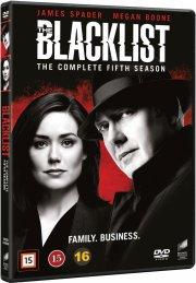 the blacklist - sæson 5 - DVD