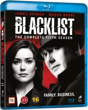 the blacklist - sæson 5 - Blu-Ray