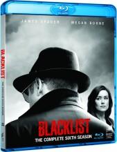 the blacklist - sæson 6 - Blu-Ray