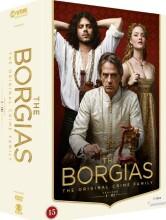 the borgias - den komplette serie - DVD