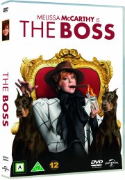 the boss - DVD