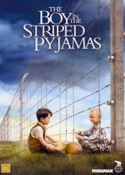 drengen i den stribede pyjamas / the boy in the striped pyjamas - DVD