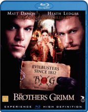 the brothers grimm - Blu-Ray