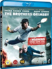 the brothers grimsby - Blu-Ray