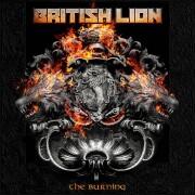 british lion - the burning - cd