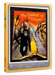 the cabinet of dr. caligari - DVD