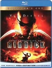 the chronicles of riddick - directors cut - Blu-Ray