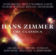 hans zimmer - the classics - cd