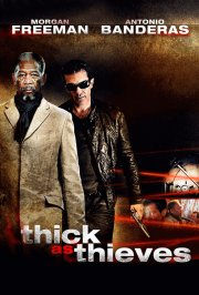 thick as thieves / the code - DVD
