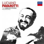 luciano pavarotti - the complete opera recordings - cd