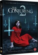 the conjuring 2 / nattens dæmoner 2 - DVD